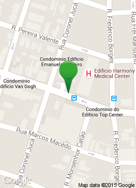 Mapa da localização de HARMONY MEDICAL CENTER